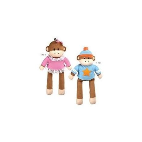 Zanies® Monkey Business Friend Dog Toy