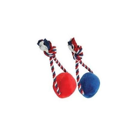 Zanies® Americana Ball and Rope Tug