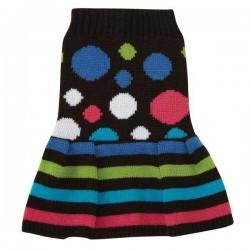 Electric Knit Dress