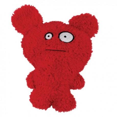 Grriggles® Red Furzie Dog Toy