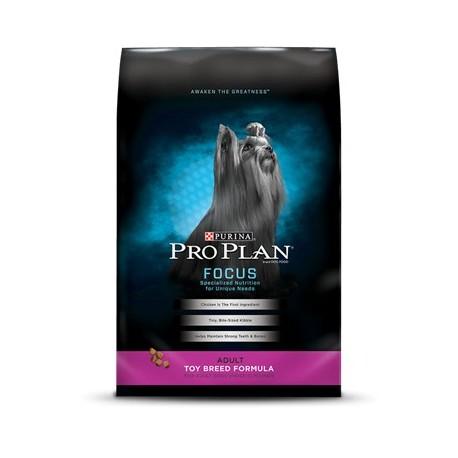 Purina® Pro Plan® Focus® Adult Toy Breed Formula Comida Seco Perro