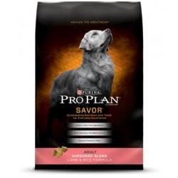 Pro Plan® Adult Shredded Lamb + Rice