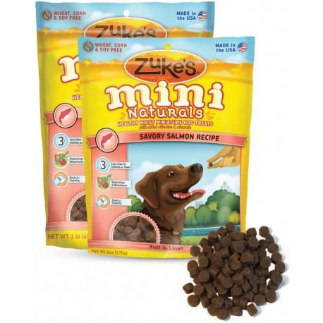 Zuke's® Mini Naturals Savory Salmon