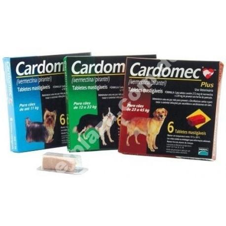 Cardomec® Heartgard Plus