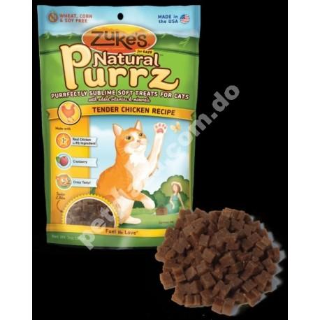 Zuke's® Natural Purrz Cat Treats Tender Chicken