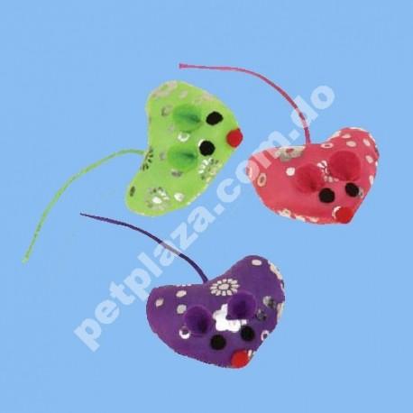 Zanies® Sparkle Heart Mouse