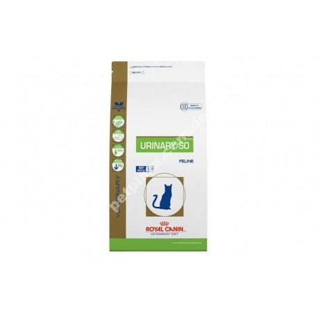 Royal Canin® Veterinary Diet® Feline Urinary SO® Alimento Seco Para Gatos