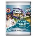 NutriSource® Chicken & Rice Formula