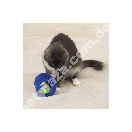 Zanies® Fishy Fun Roll & Play Cat Toy