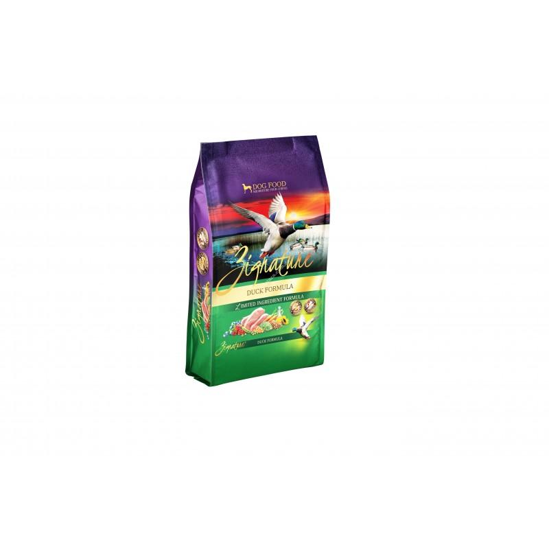 Zignature 174 Duck Formula Dry Petplaza