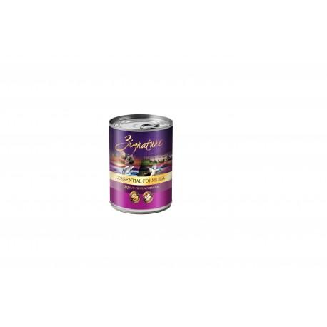 Zignature® Zssential Limited Ingredient Formula Premium Wet Canned Dog Food