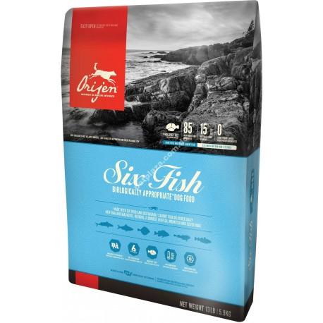 Orijen® Six Fish Dry Dog Food