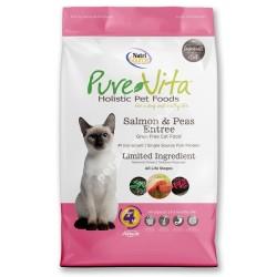 NutriSource® PureVita™ Salmon & Peas Entrée Cat
