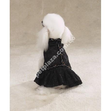 Zack & Zoey® Lace Flamenco Dog Dress
