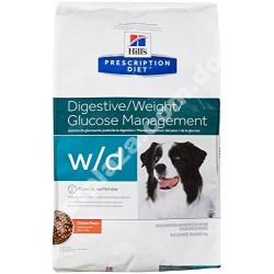 Hill's® Prescription Diet® w/d Weight Management