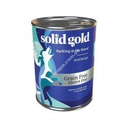 Solid Gold® Barking at the Moon® receta de res