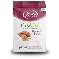NutriSource® PureVita™ Salmon & Potato