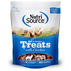 NutriSource® Soft & Tender Chicken Treats