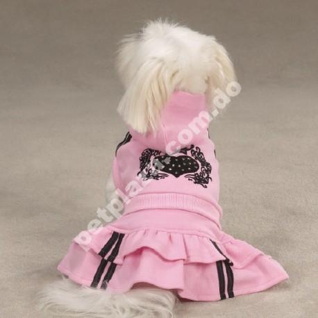 Zack & Zoey® Sorority Hoodie Dog Dress