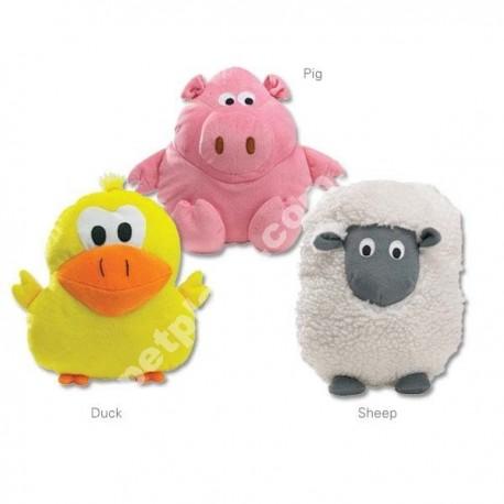 Zanies® Barnyard Grunter Dog Toys