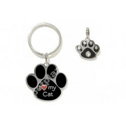 Charm Cat Key Chain
